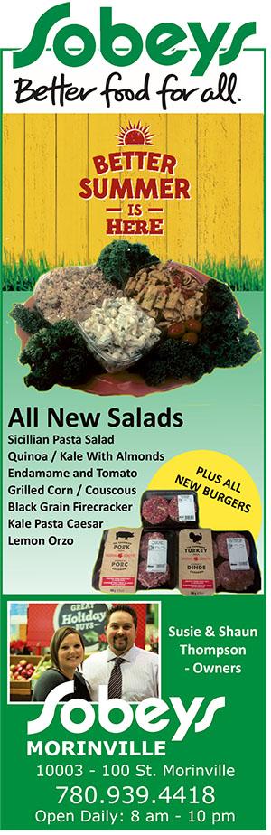 Sobeys Salads