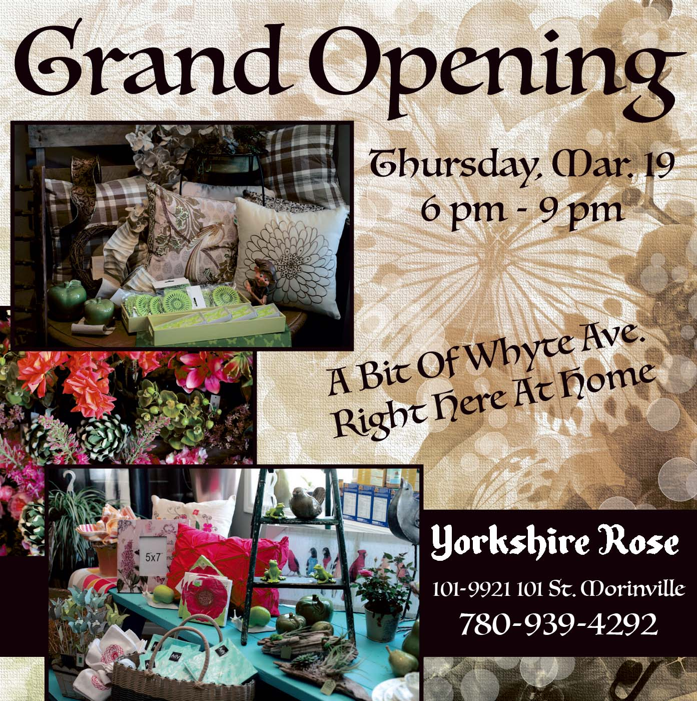 yorkshire opening