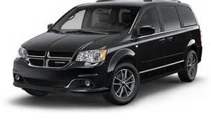2013 Black Dodge Caravan