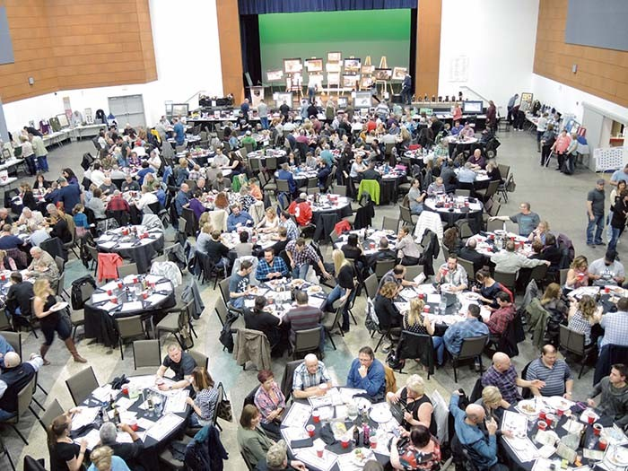 Morinville Fish and Game Brag Night hits target  The