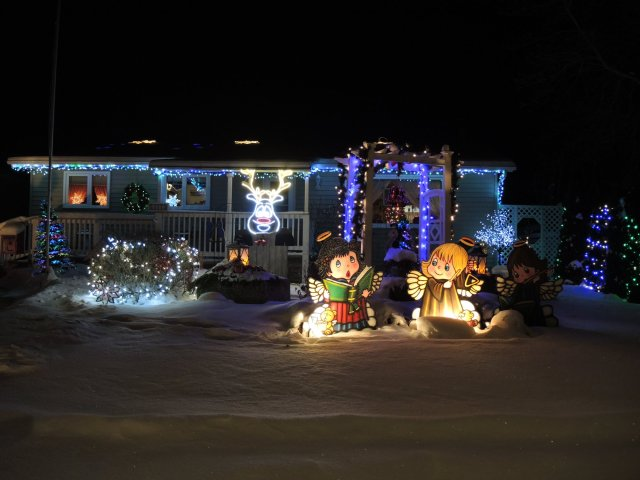 Morinville Selects Its Best Decorated Homes The Morinville News