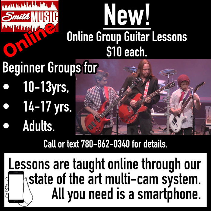 Group Guitar Ad