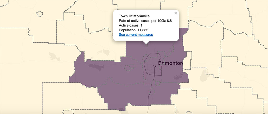 Edmonton Zone Moves From Watch To Enhanced Status Province Implements Voluntary Measures Morinville News Morinville Online