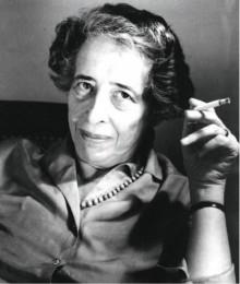 最晩年のHannah Arendt