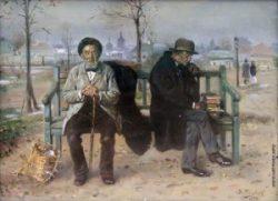 楽観主義と悲観主義者 (ウラジミール・マコフスキー)
