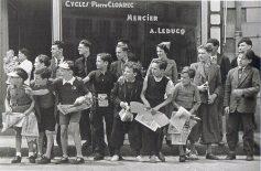 1939.6パリ_ツール・ド・フランスの観戦