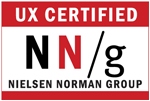 Nielsen Norman Group UXC badge