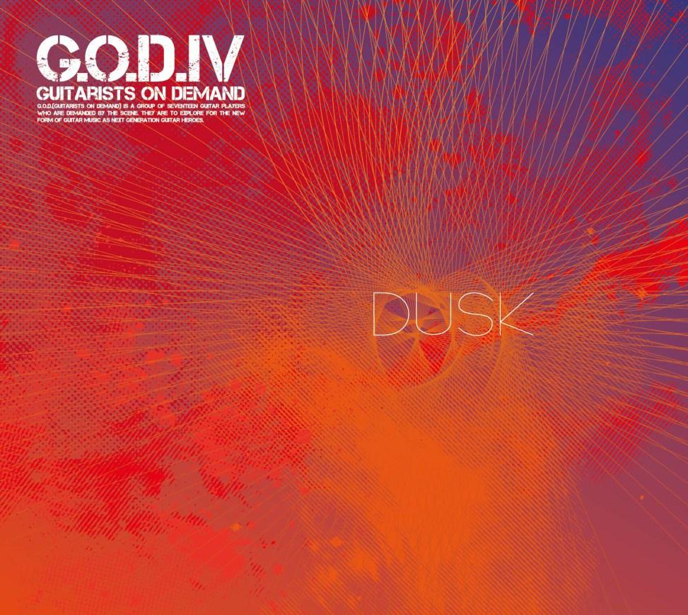 G.O.D.IV DUSK Jacket Image