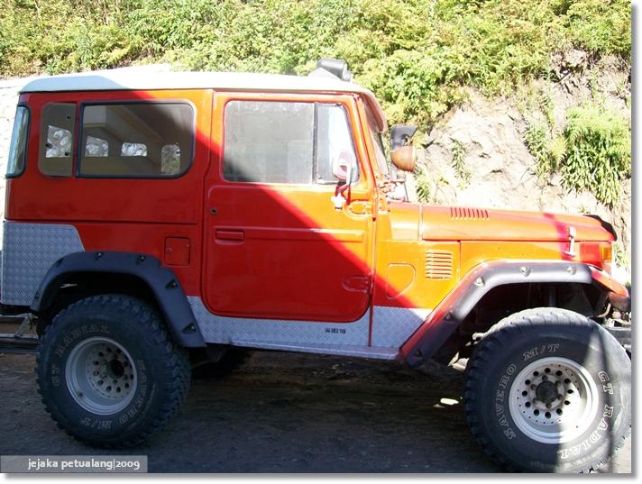 Jeep Sewaan