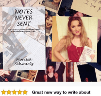 "VIP Ink Publishing published ""Notes Never Sent."""