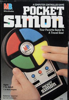 Pocket-Simon