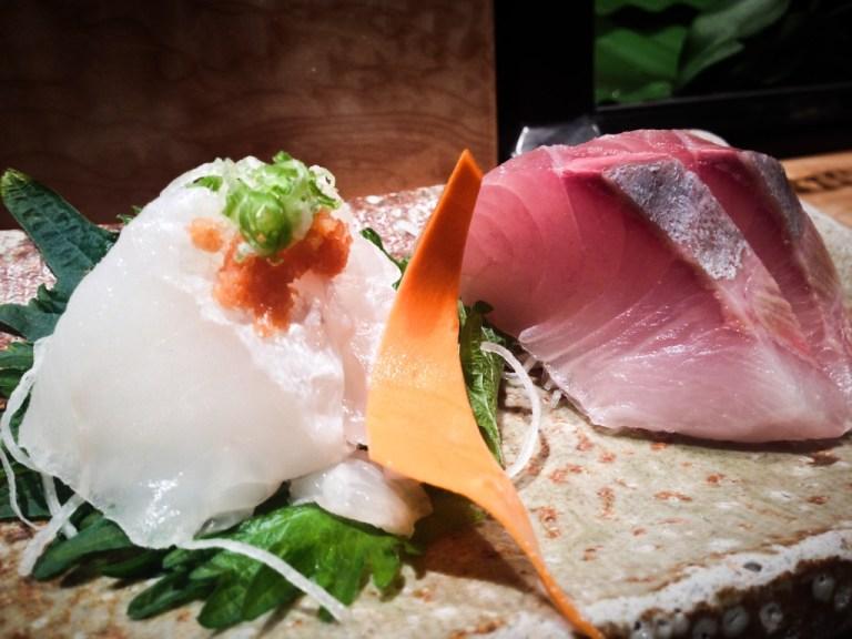 omakase sashimi at Sushi Ran - 1
