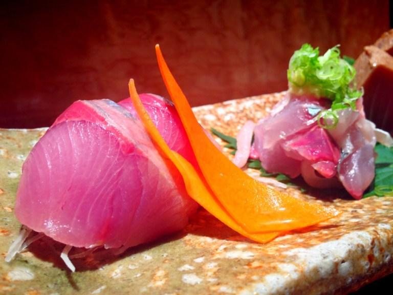 omakase sashimi at Sushi Ran - 2