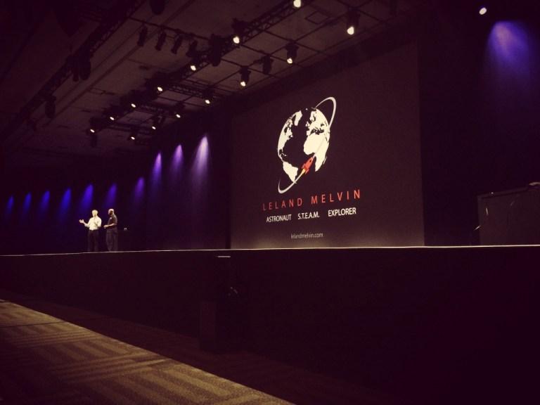 WWDC 2014 - Leland Melvin