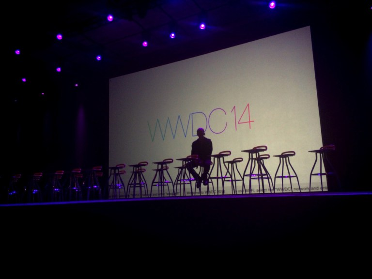 WWDC 2014 - stomp the experts