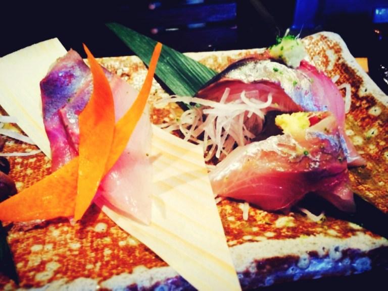 Sushi Ran - starters