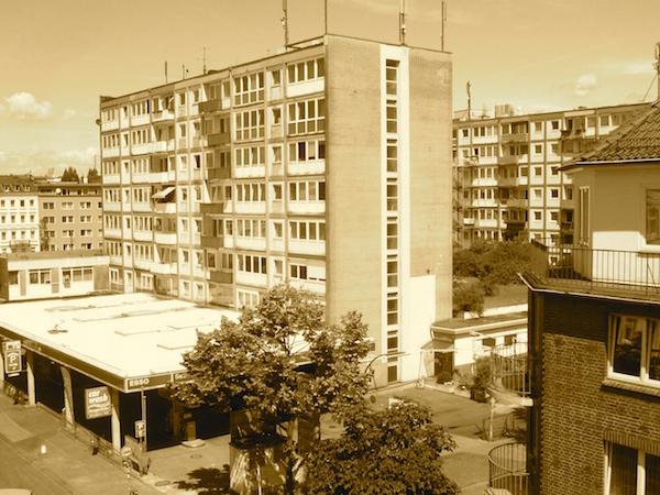ESSO buildings Reeperbahn