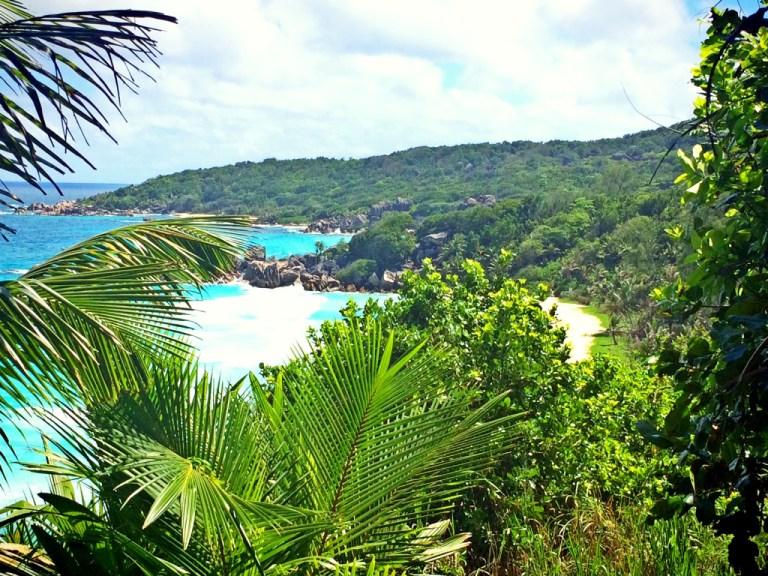 Seychelles - Anse Coco Beach