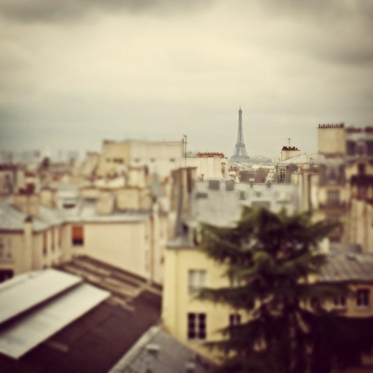 Visiting Paris - 6