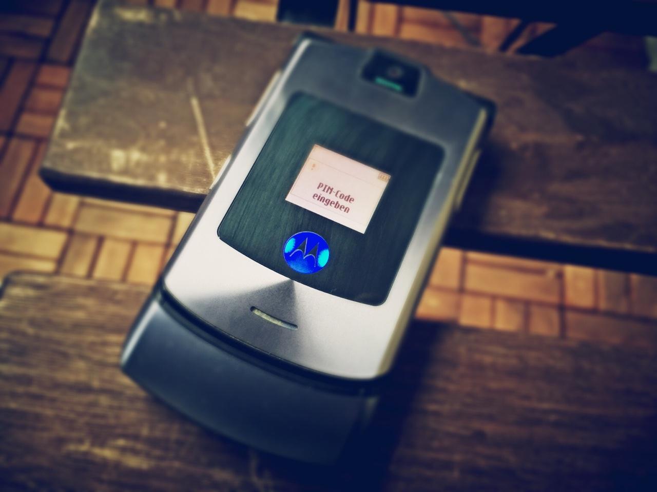 Motorola Razr V3i - 1