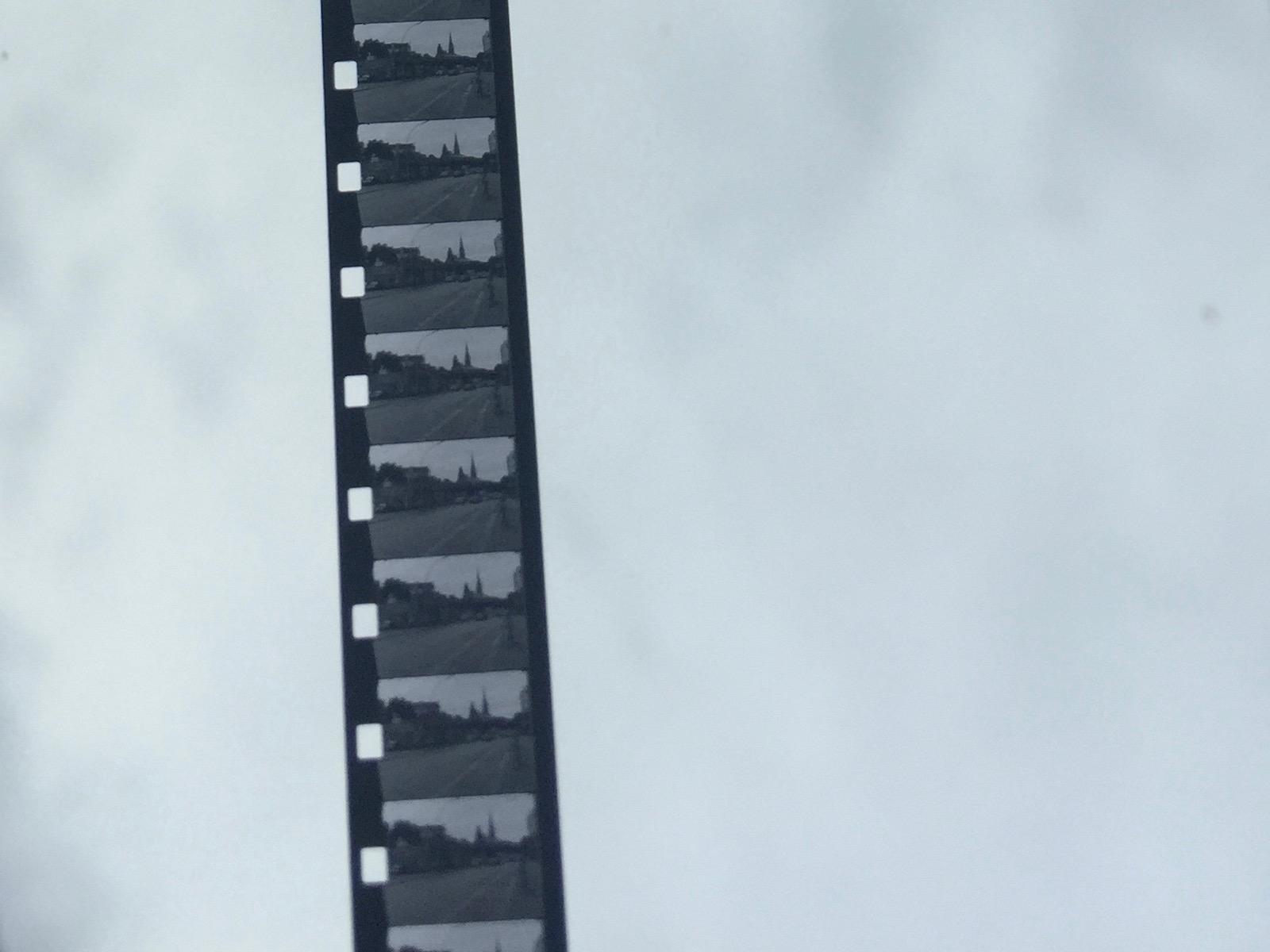 My Super8 8mm Experiment - 8mm film resolution - mprecke