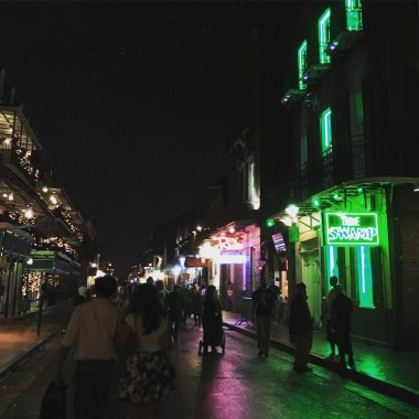 Bourbon St Nightlife