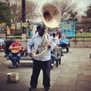 Street Music in New Orleans - 4