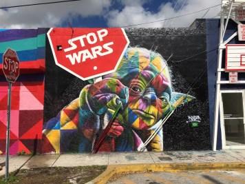 wynwood walls - stop wars