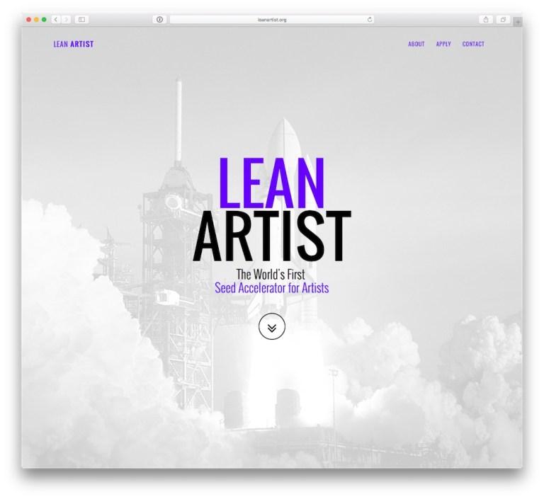 Lean Artist