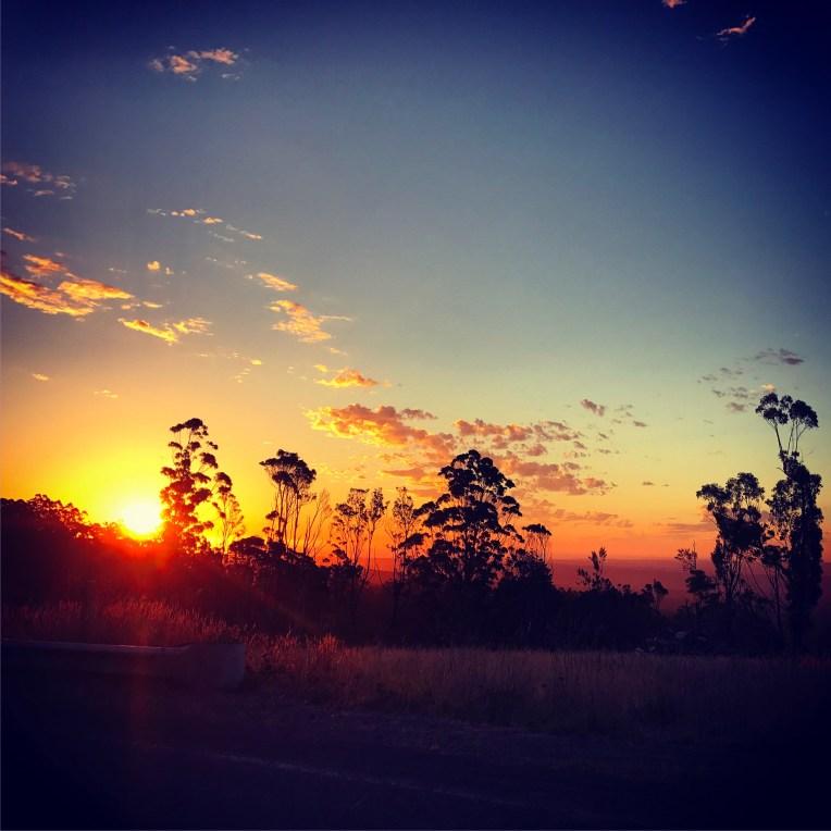 Great Ocean Road Sunset