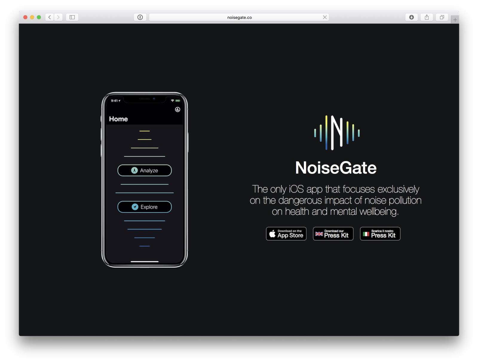 noisegate.co
