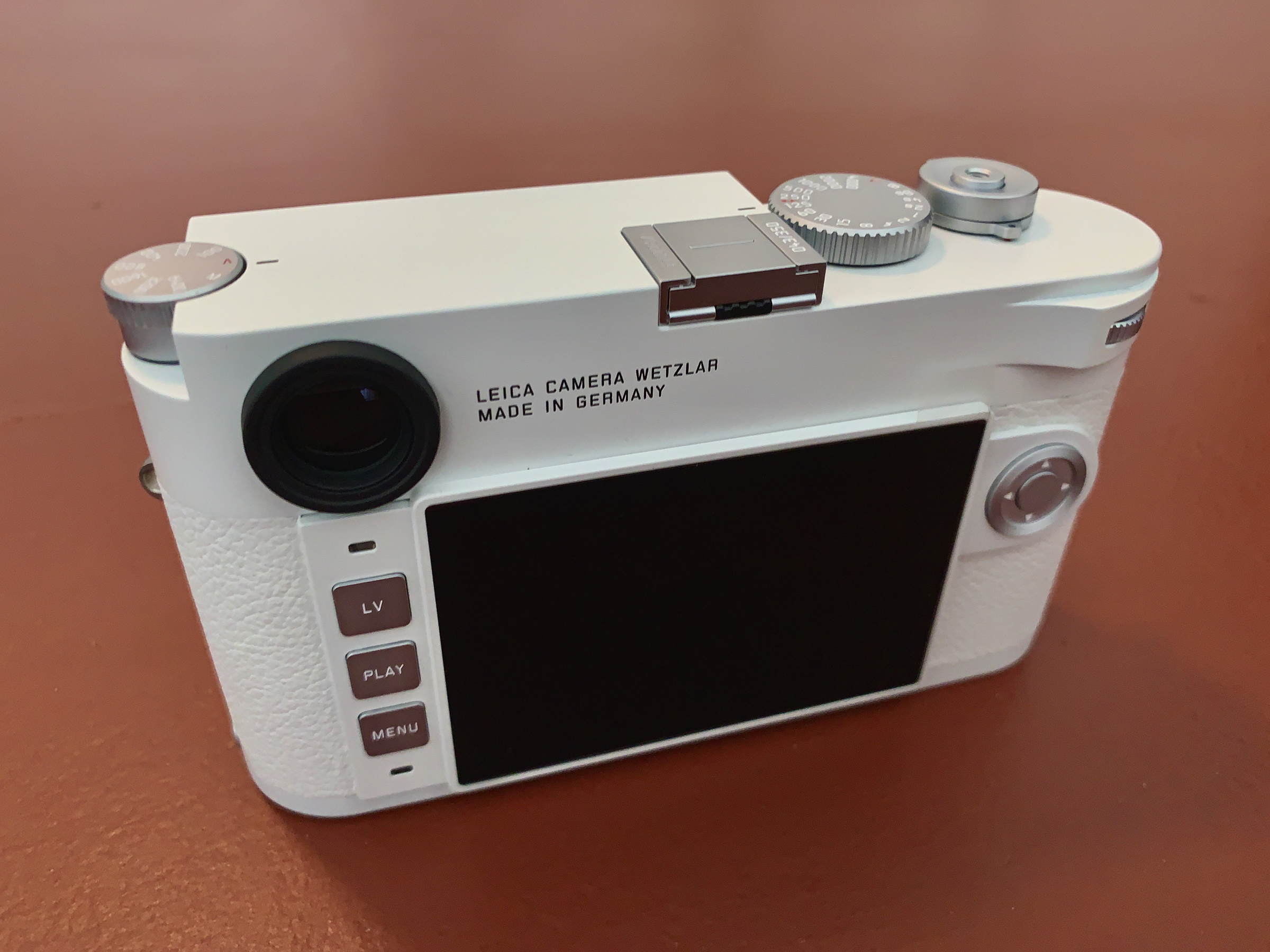 Leica M10P White Back