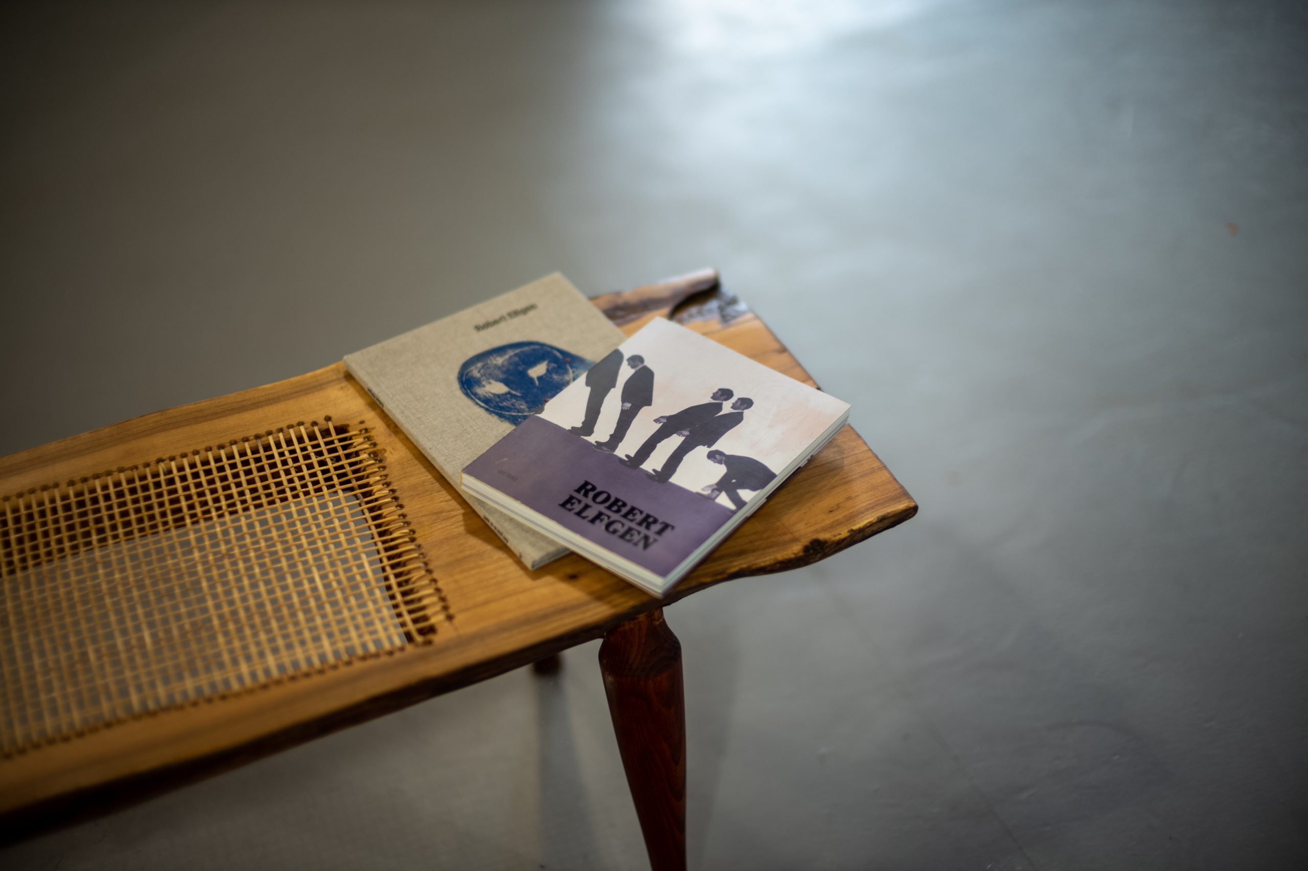 Robert Elfgen book