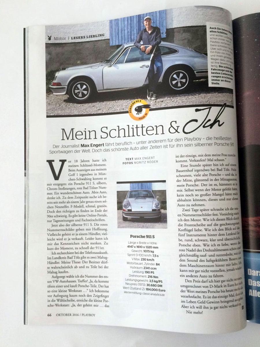 Mein-Schlitten-und-Ich-Playboy-Max-Engert-Porsche-911s-moritz-Roeder