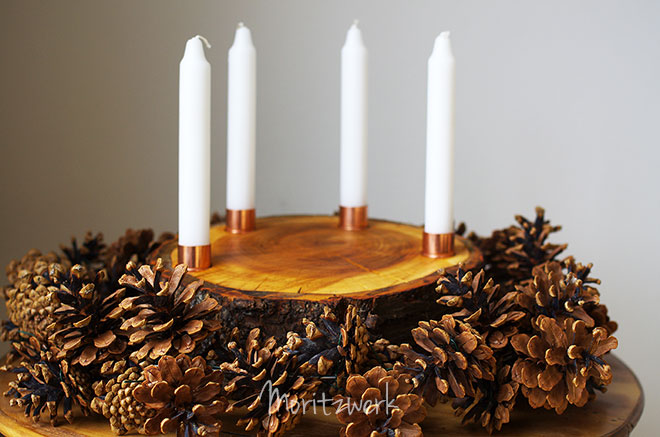 Adentskranz | Advent wreath