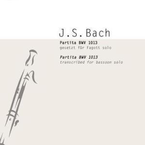 Johann Sebastian Bach: Partita für Fagott BWV 1013 - Fagottduette