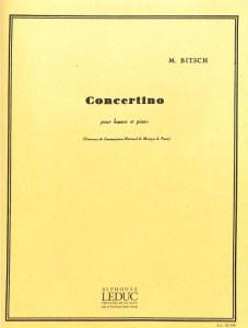 Bitsch Concertino