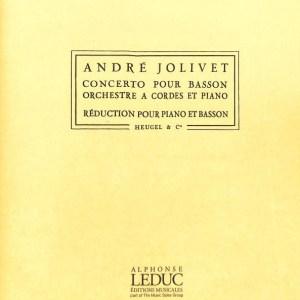 Concerto pour bassoon