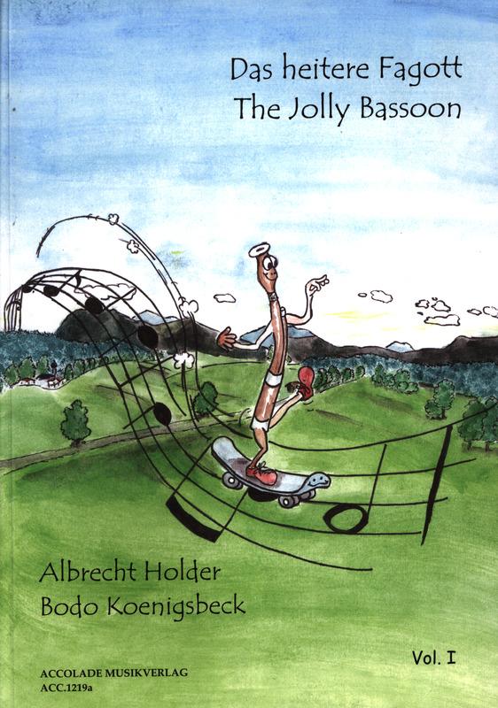 The Jolly Bassoon