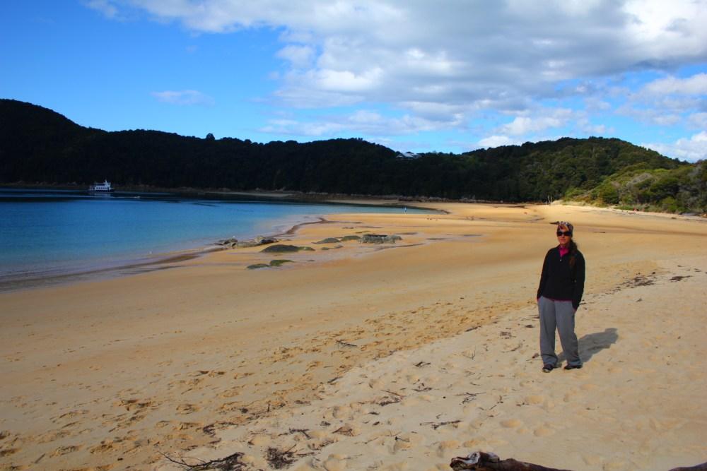 Día 10 Parque nacional de Abel Tasman, excursión en kayak! (1/6)