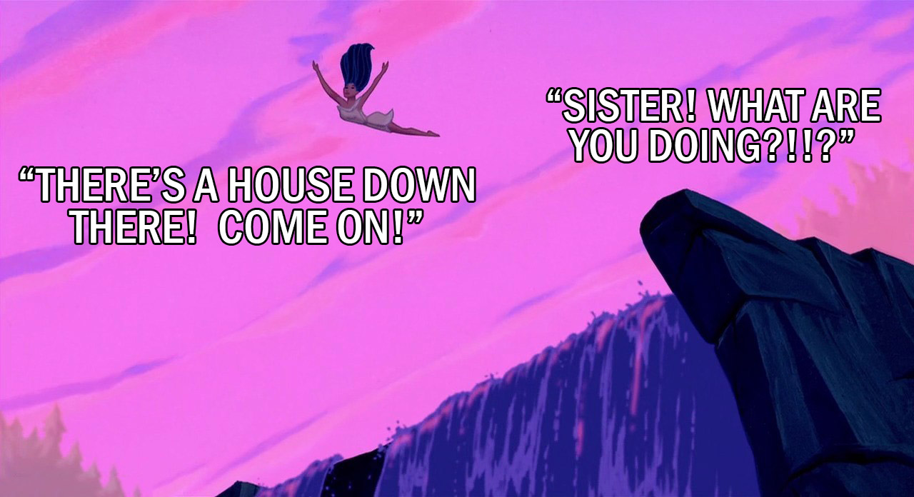If Disney Princesses Were Sister Missionaries | Mormon Buzzz