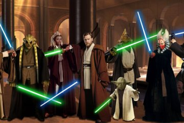 Definitive Proof the Jedi Council and Quorum of the 12 are the Same Thing