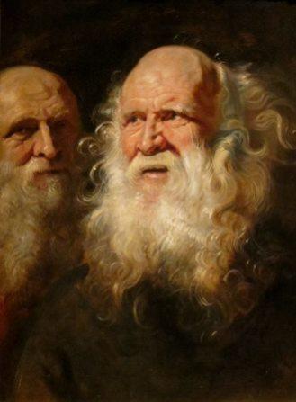 3_Rubens_Studie van twee oude mannen_M