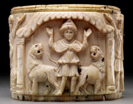 Daniel in de leeuwenkuil