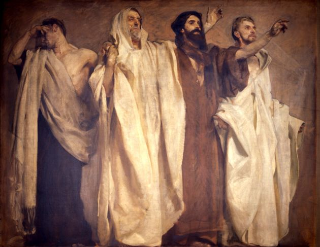 Sargent_Micah, Haggai, Malacchi, Zechariah
