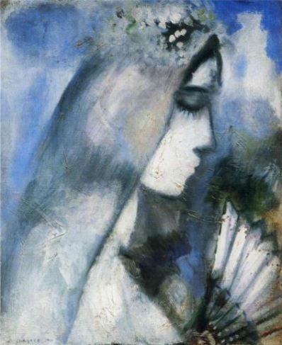 chagall-bride-with-fan