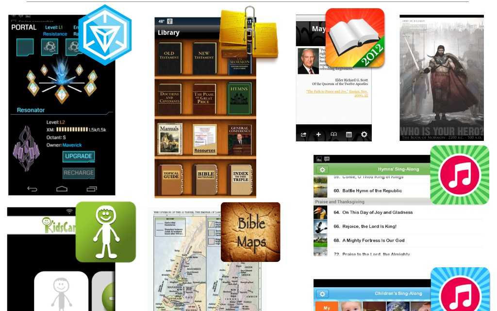 2012 MLH Giveaway 2: Android (including Ingress invite!)