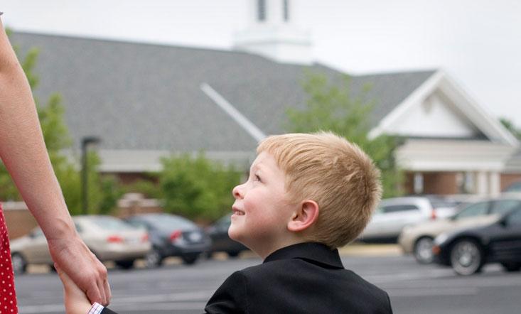 Be a Church Hacker: Teach Your Children to Be Quiet in Sacrament Meeting