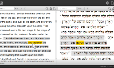 Study the Scriptures in Greek & Hebrew the Easy Way
