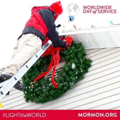 Stuart Edge #LIGHTtheWORLD